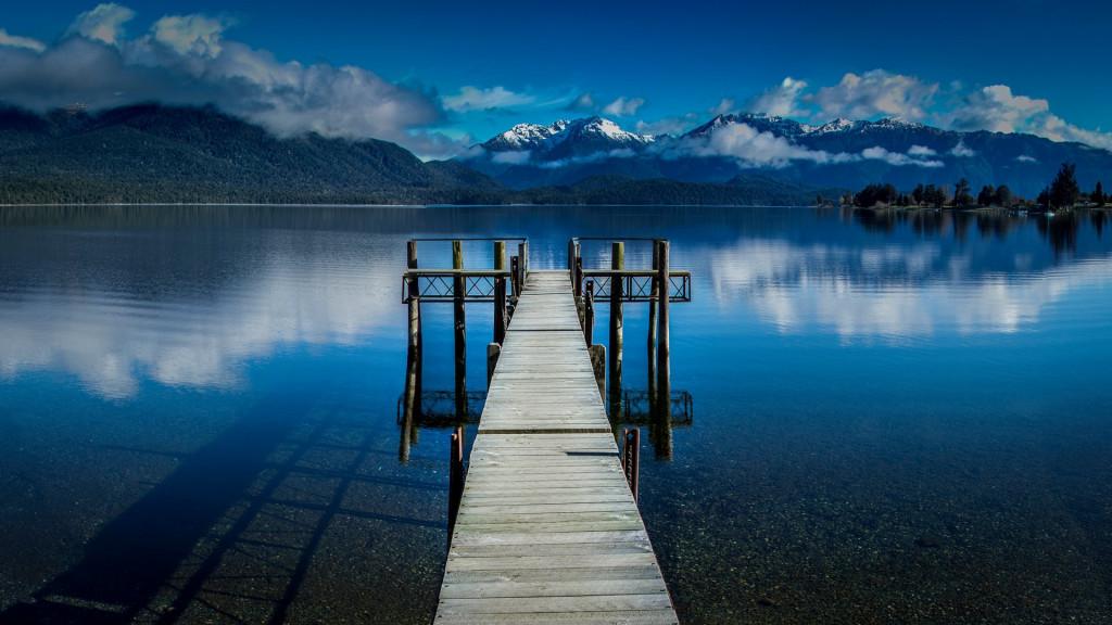 Lake Te Anau, Te Anau