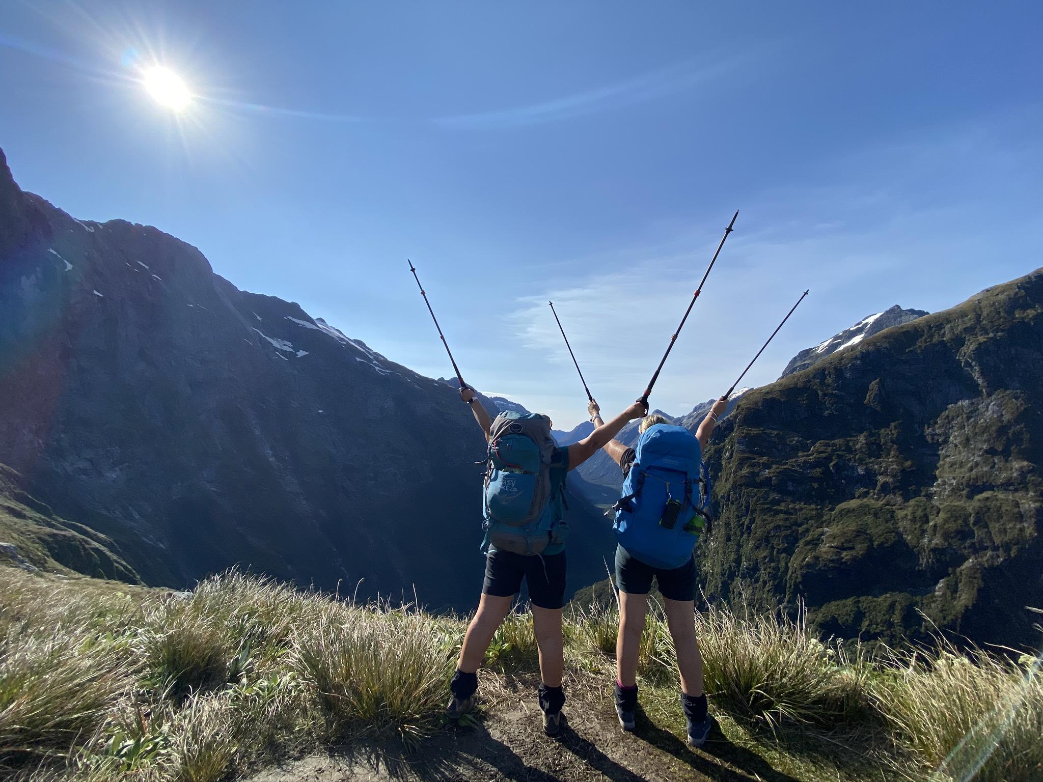 Easyhike Radfords on the Lake Fiordland